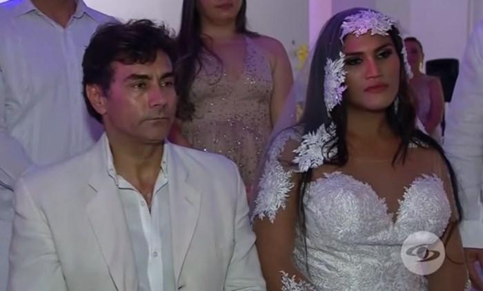 Matrimonio Mauro Urquijo