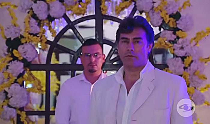 Mauro Urquijo se casó