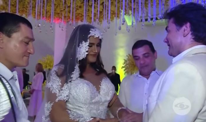 Matrimonio Mauro Urquijo y María Gabriela
