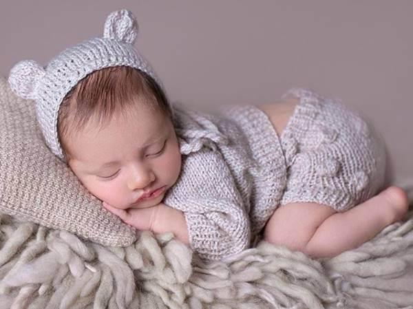 Foto del bebé de esta famosa