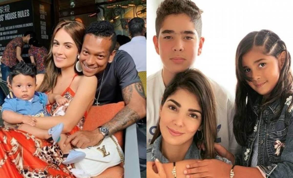 ¿Bebé de Sara Uribe comparte cuarto con hija de Andreina?