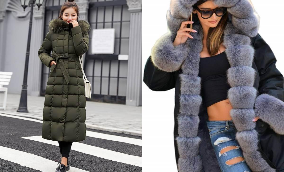 diseñador de moda amplia selección de diseños descuento Combina tus chaquetas de invierno para mujer de manera cool ...