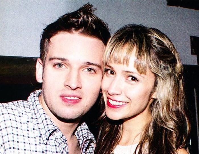 Zulma Rey y Andrés Fierro