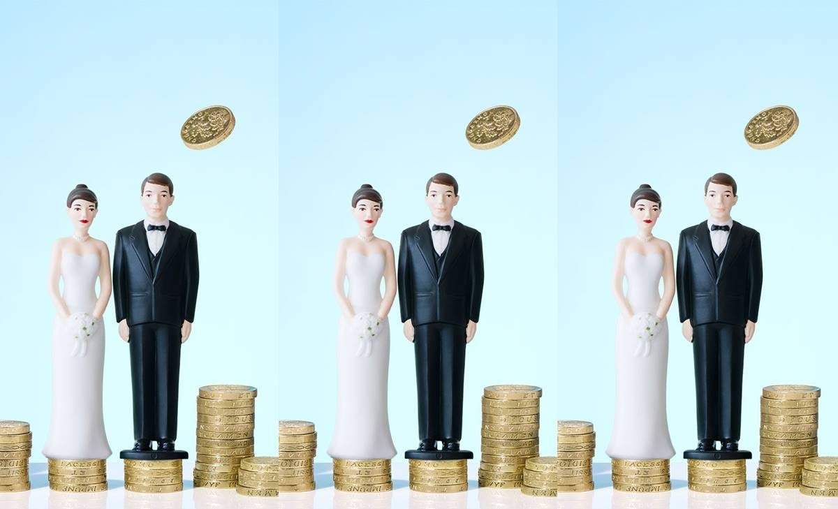 Las parejas del Zodiaco exitosas en el amor y el dinero