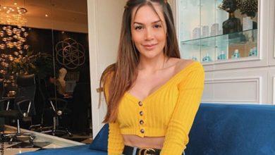 Lina Tejeiro no solo mostró a su novio, ahora mostró los cucos