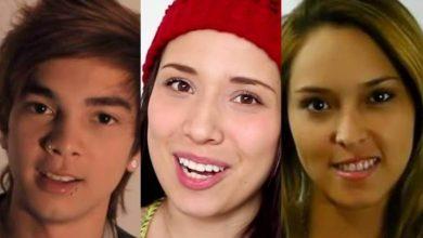 Los youtubers más famosos de Colombia antes y después