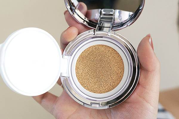 Foto de una base cushion coreana