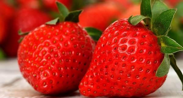 Foto de unas fresas