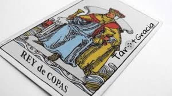 Imagen de carta Rey de copas