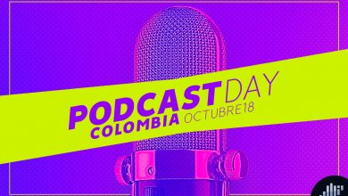 Podcast Day Colombia