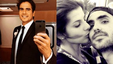 ¿Caro Cruz y Daniel Arenas se mandan mensajitos de amor?