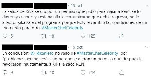 Comentario de Felipe en Twitter.
