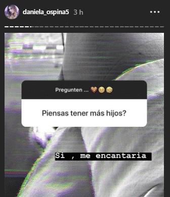 Respuesta Daniela Ospina
