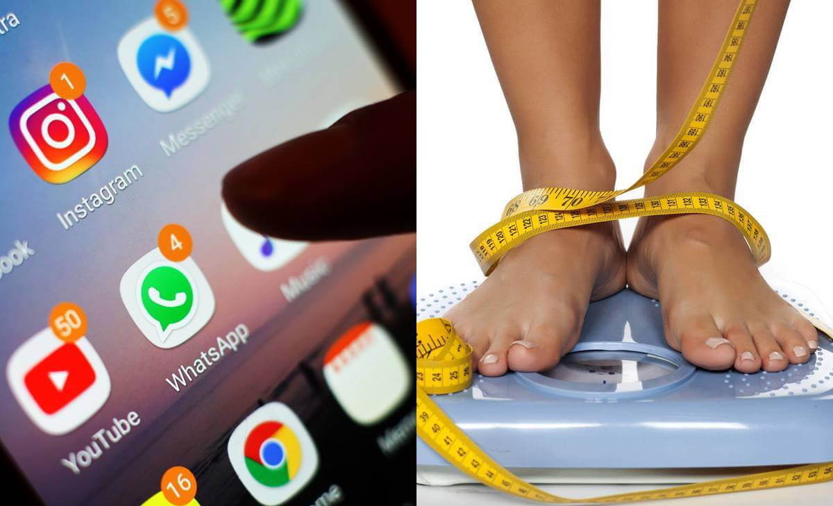 Grupos de WhatsApp para bajar de peso serían un peligro