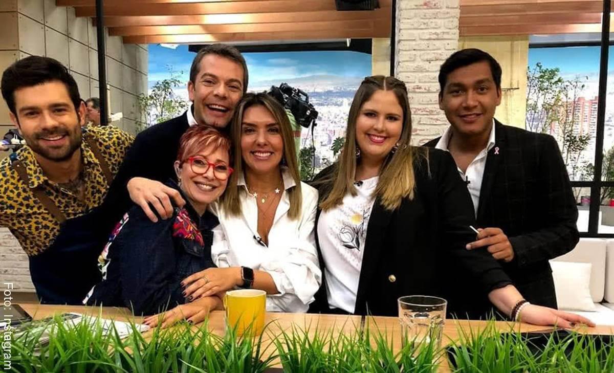 ¿Mónica Rodríguez en Instagram envió indirecta a Caracol?