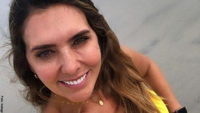 Mónica Rodríguez se quitó la ropa y puso a babear a más de uno