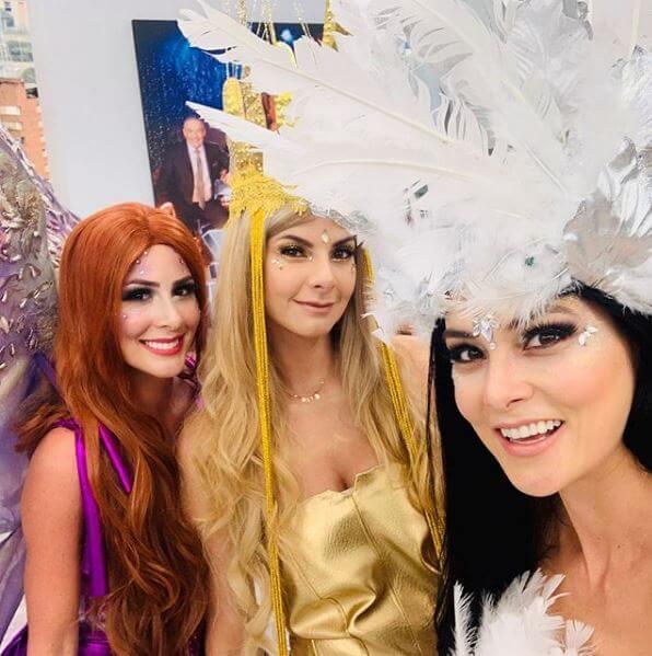 Disfraces de Halloween de las presentadoras de Día a Día