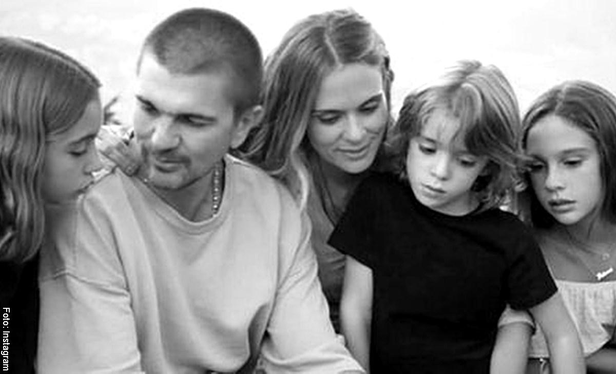 ¿Qué pasó con los hijos de Juanes y Karen Martínez?