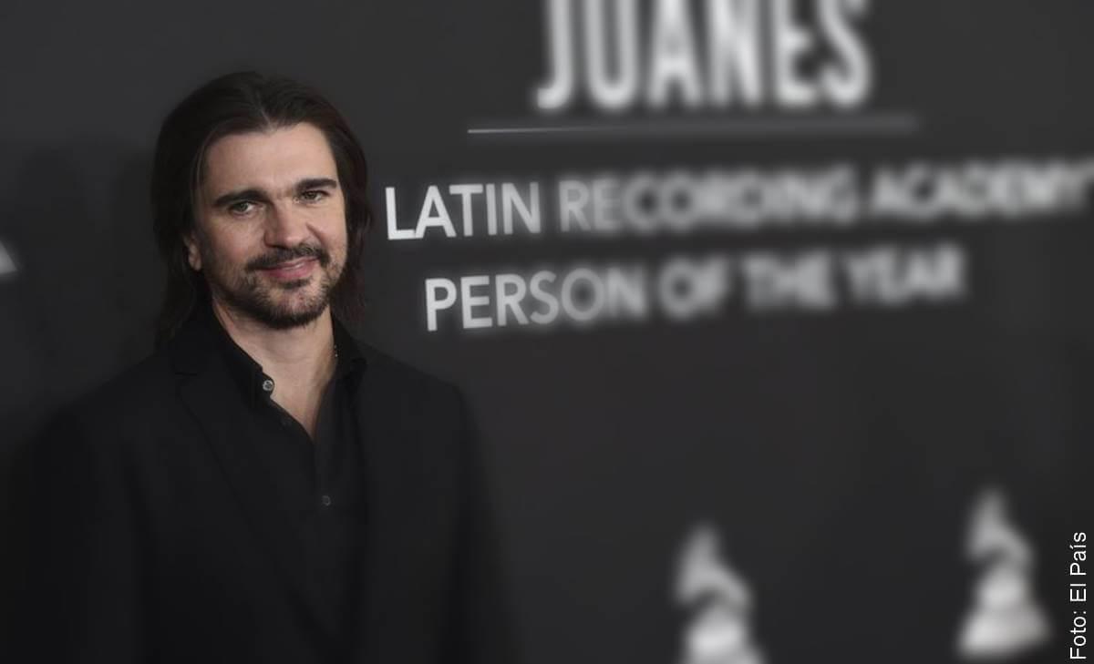 Alejandro Sánz, Rosalía y más interpretan éxitos de Juanes