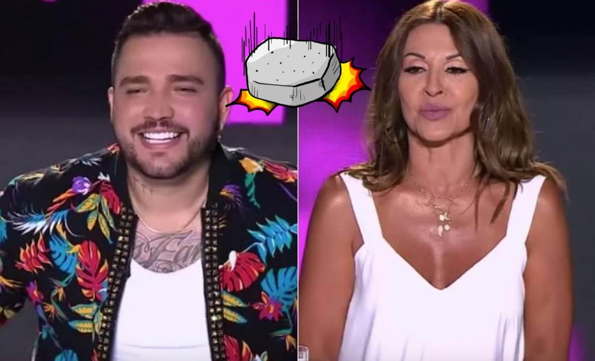 Amparo Grisales y Jessi Uribe pasaron del amor al odio