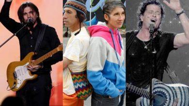 Artistas que apoyan el paro nacional del 21 de noviembre 2019