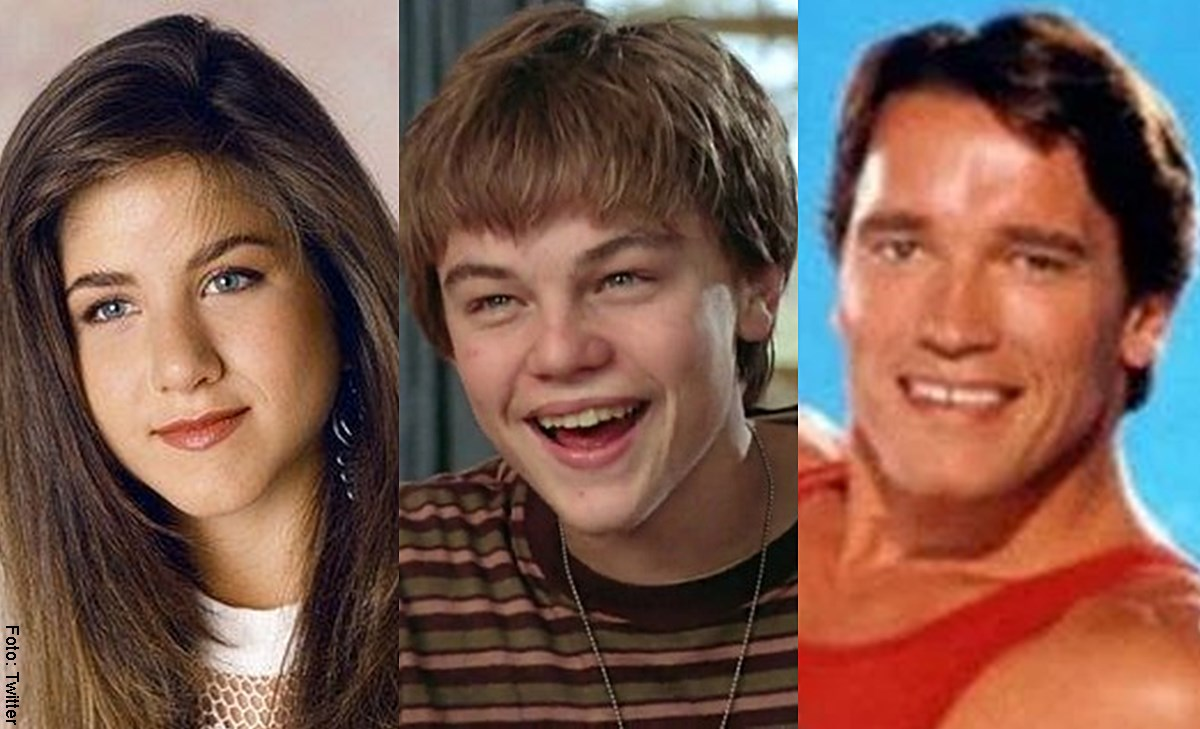 ¡Así fue el comienzo de estas estrellas de Hollywood!