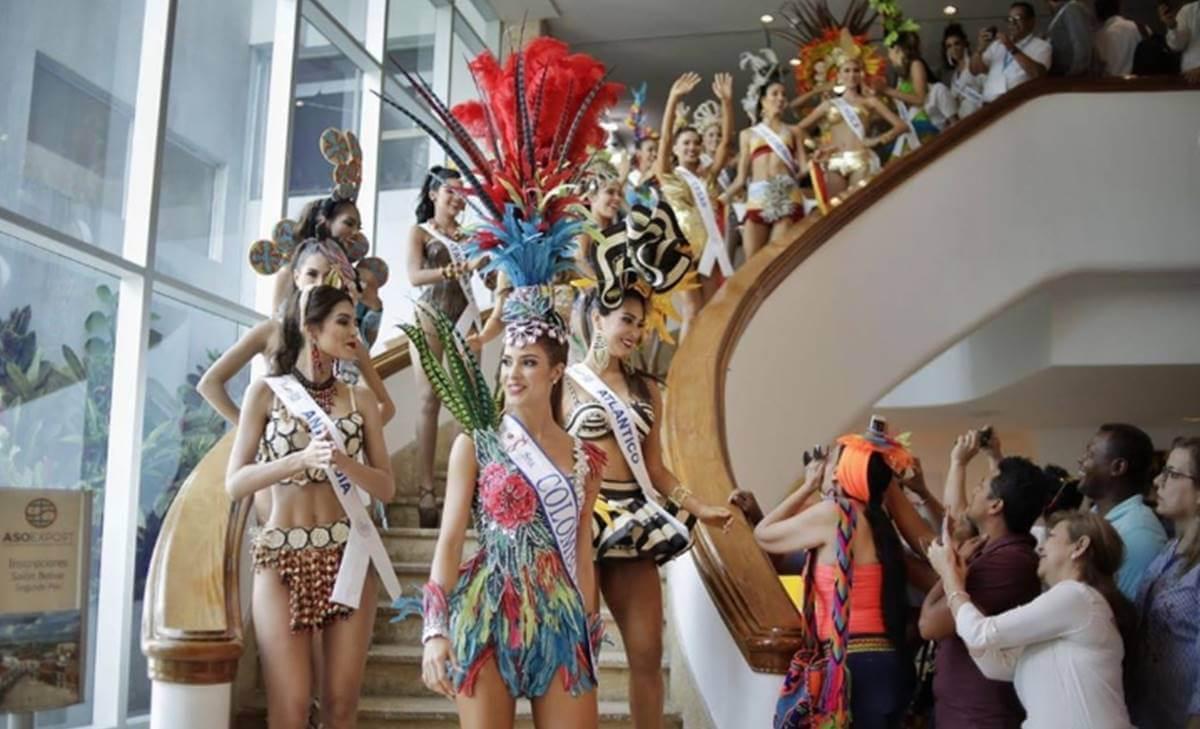 ¿Cuál de las candidatas a Señorita Colombia 2020 es más bonita?