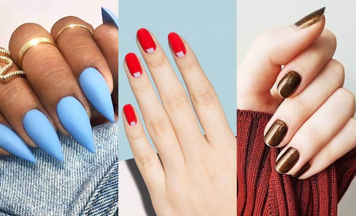 Formas de uñas que más te favorecen según tus manos