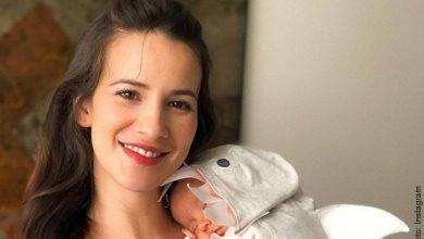 Lo que Claudia Bahamón y Laura Londoño le hicieron su bebé