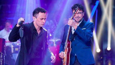 Los compadres Cepeda y Fonseca sacaron canción para fin de año