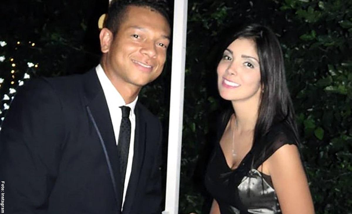¿Reconciliación entre Fredy Guarín y Andreina Fiallo?