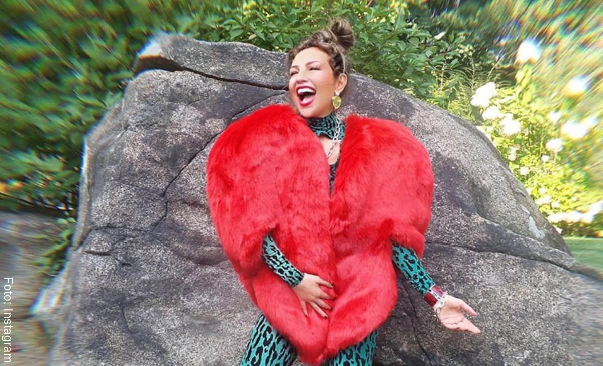 Thalía: ¿entre los peor vestidos de los Latin Grammy 2019? ¡Ups!