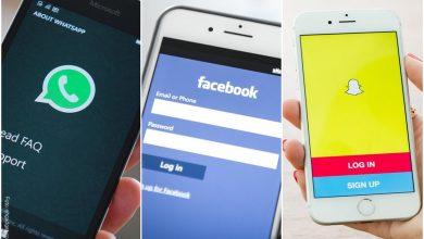 Las aplicaciones más descargadas del mundo