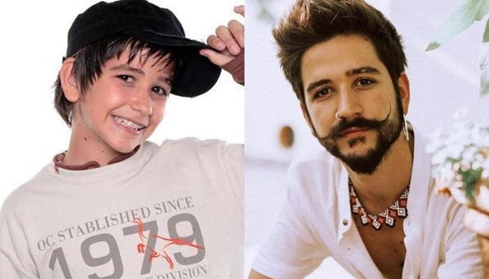 Camilo antes y ahora