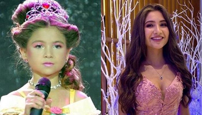 Shaira antes y ahora