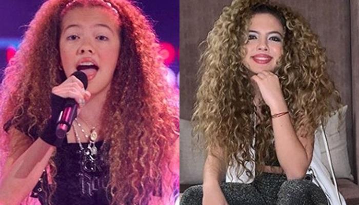 Ivanna antes y ahora