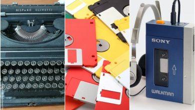 Productos que han sido reemplazados por otros ¡qué viejos estamos!
