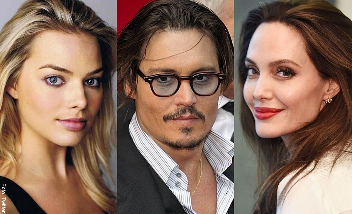 El cambio extremo de estos actores de Hollywood con maquillaje
