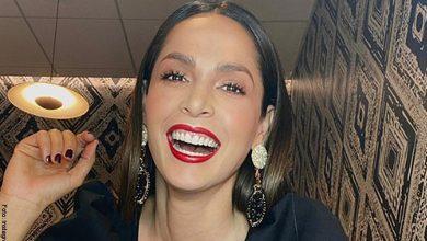 El divertido video de Carmen Villalobos que cautiva en redes