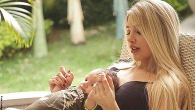 Fuertes críticas recibió Melina Ramírez por hacer esto con su bebé