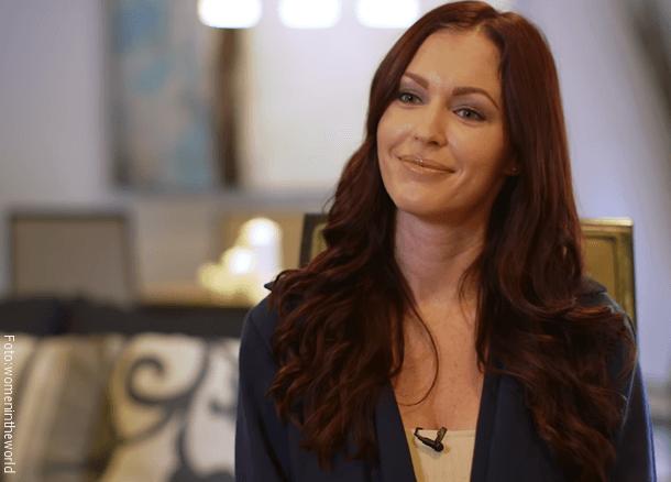 Jenna Presley, ex estrella porno