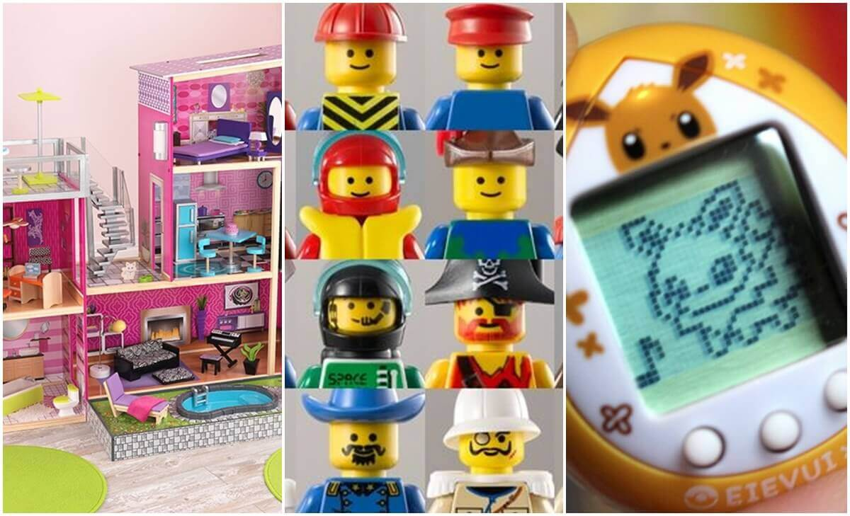 Estos son los juguetes y muñecas de los 80 y 90 que todo niño deseó tener en navidad