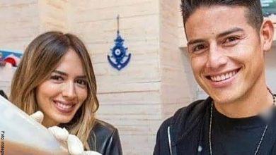 La foto navideña de James y Shannon de Lima que enterneció las redes