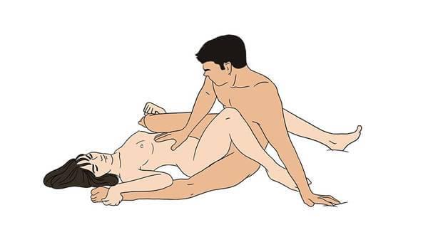Imagen de pareja haciendo el amor