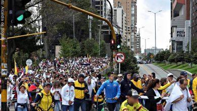 Marchas del 6 de diciembre en Bogotá: rutas y puntos de encuentro