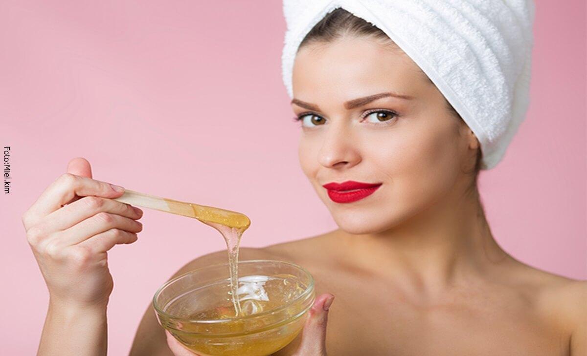 Mascarilla de miel para la cara ¡Te va a encantar!