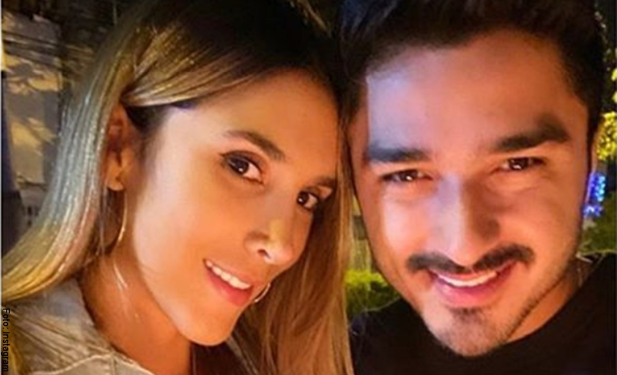 Novio de Daniela Ospina todavía tiene fotos con su ex