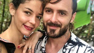 ¡Tremendo show! Maleja Restrepo peleó con Tatán Mejía por coquetear con otra mujer