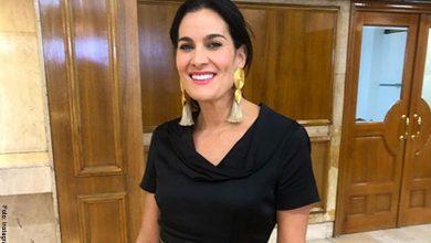 Vanessa De La Torre mostró a su mamá y se robó el show