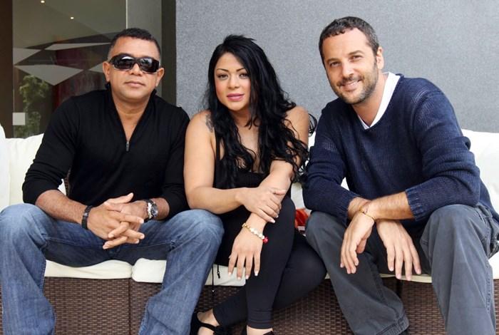 Juan Carlos Coronel, Marbelle y Jose Gaviria